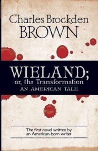 Click on the picture of Charles Brockden Brown's novel to find a summary of the book and further information.